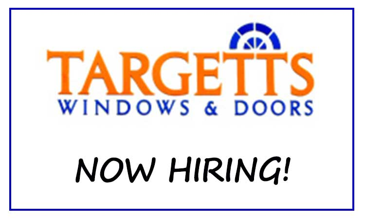 Targetts Now Hiring
